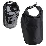 10-Liter Waterproof Gear Bag With Touch-Thru Pouch - Medium Black
