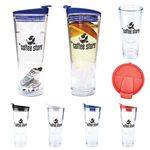 Buy Travel Cup Custom Imprinted Double Wall Chill Cup 14 oz