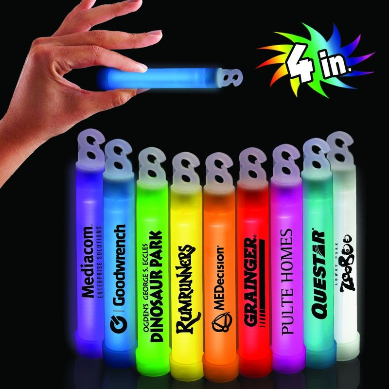 Main Product Image for Glow Sticks 4""