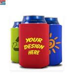 Buy .49 Can Koozie Free with Set Up