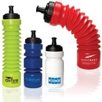 Buy Water Bottle Accordion Style 16-28 oz