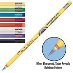 Buy Arcus Recycled Newspaper Rainbow Tapered Pencil ASSORTED COLORS