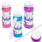 Bubbles with Cap Imprint - 4 oz. -