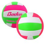 Camp Volleyball Baden  - Pink/Lime Green/White