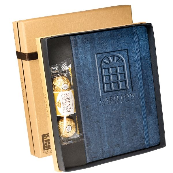 Main Product Image for Casablanca (TM) Journal & Ferrero Rocher(R) Choc. Gift Set