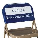 Buy Custom Imprinted Chairback Cover
