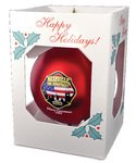 Custom Shatterproof Round Ornaments -
