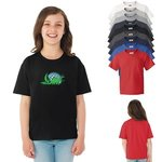 Buy Custom T Shirt Design FOTL Youth HD Cotton 100% Cotton T Shirt.