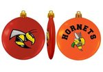 Double Sided Flat Fundraising Shatterproof Ornaments -