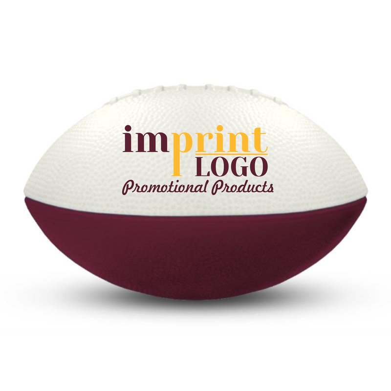 "Main Product Image for Foam Footballs - 9"" Long (11.5"" Arc Length)"