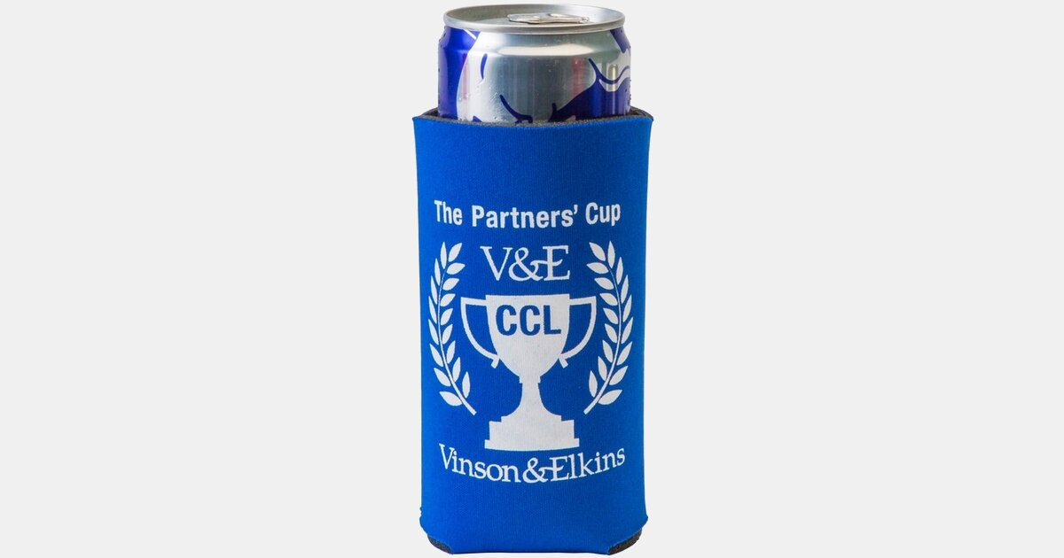 Can Holder Foamzone Slim Collapsible 12 Oz