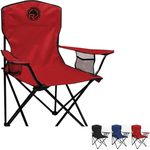 Buy Custom Imprinted Folding Chair with Carrying Bag