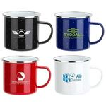 Buy Foundry 16 oz Enamel-Lined Iron Coffee Mug
