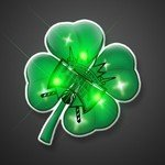 Buy Custom Four Leaf Clover Flashing Blinkies