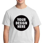 Buy Custom T Shirt Design Fruit of the Loom(R) HD Cotton 100%