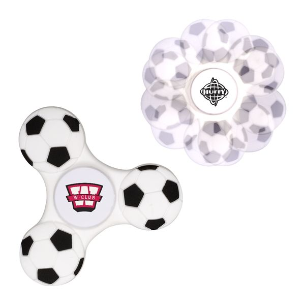 Main Product Image for Stress Reliever Soccer GameTime (TM)  Spinner