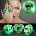 Buy Huge Gem Assorted Style Lighted Rings