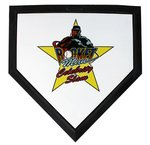 Buy Imprinted Mini Baseball Homeplate