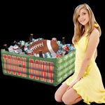 Buy Inflatable Football Fan Cooler