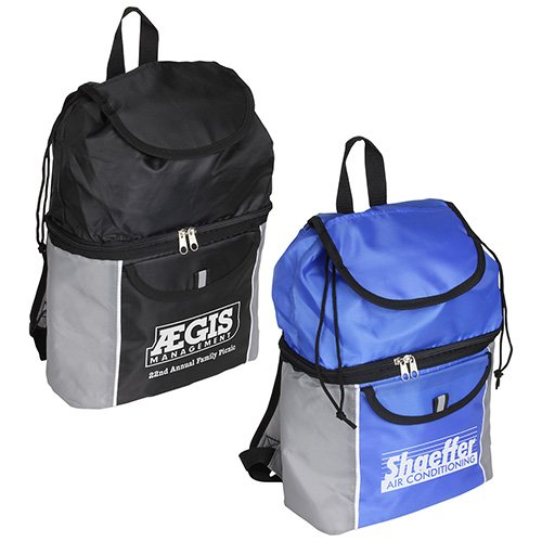 journey cooler backpack with your logo minithrowballscom