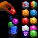 Buy Ice Cube Light Up Blank