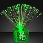 Buy Light Up Small Green Centerpieces