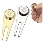 Buy Engraved Magnetic Divot Repair Tool
