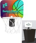 Buy Mini Basketball Backboard for Wastebasket
