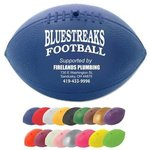 Buy Mini Throw Football Soft Vinyl  7""