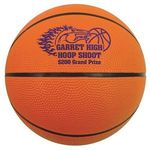 "Buy Mini Rubber Basketball 5"" Size 1"