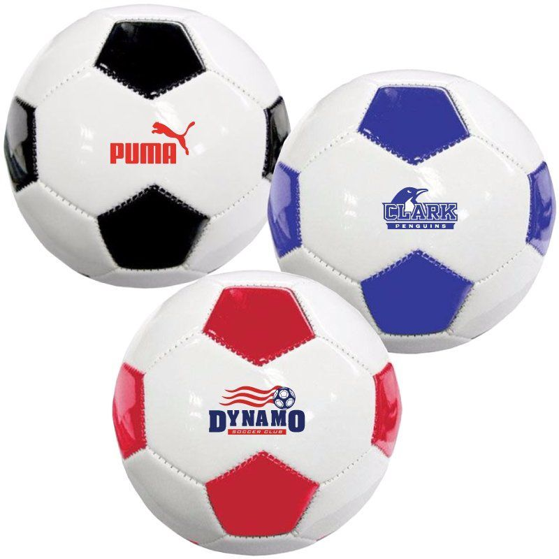 Main Product Image for Mini Soccer Ball Colors - Size 1