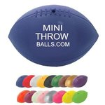 "Mini Throw Football Soft Vinyl  7"" -"