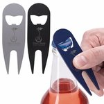 Buy Engraved Modern Divot with Bottle Opener