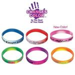 Buy Color Changing Bracelet Wrap Imprint