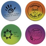 Buy Mood Die Cut Eraser-Circle