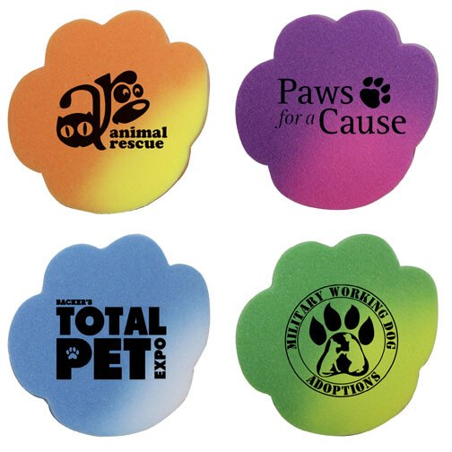 Main Product Image for Mood Die Cut Eraser-Paw