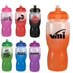 Buy Sports Bottle Color Changing With Push N Pull Cap - 18 oz.