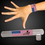 Buy Patriotic Slap Bracelet