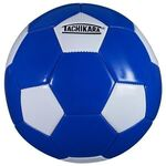 Printed Size 5 32 panel colored soccer ball -