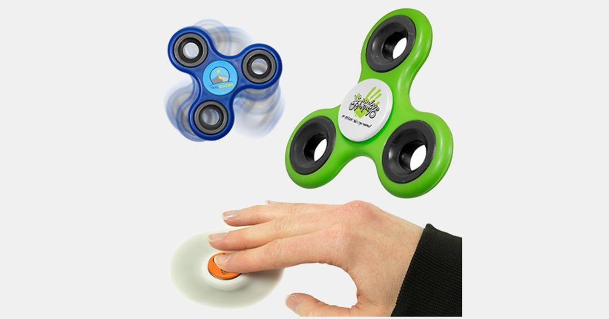 Promospinner Tm Turbo Boost With Multi Color With Your