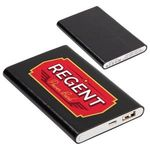 Buy Regent 4000mAh Faux Leather Power Bank