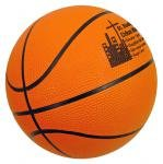 Rubber Basketball - Full Size