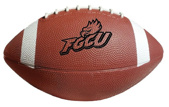 Main Product Image for Rubber Football - 12.5""