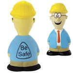 Buy Stress Reliever Talking Human Shape -says insafety is our goalin