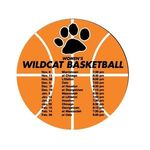 Buy Schedule Basketball Magnet