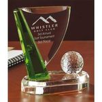 Buy Trophy - Custom Engraved Trophy - Golf Flagstick