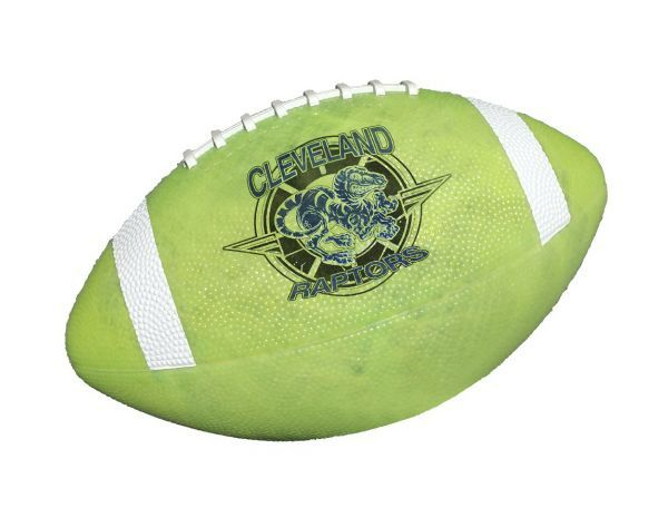 Main Product Image for Small Glow Rubber Football