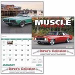 Buy Spiral Muscle Thunder Vehicle Appointment Calendar