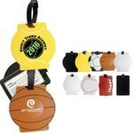 Buy Custom Imprinted Luggage Tag Sport - Tennis