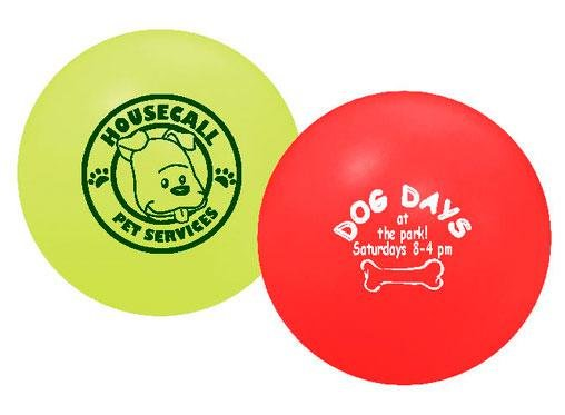 Main Product Image for Squeaky Play Balls - 4""